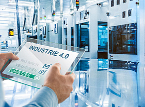 Digitale Transformation and Industrie 4.0