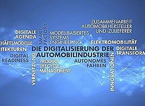Digitalization in the Automotive Industry